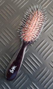Yento børste med vildtsvinebørster og nylonhår
